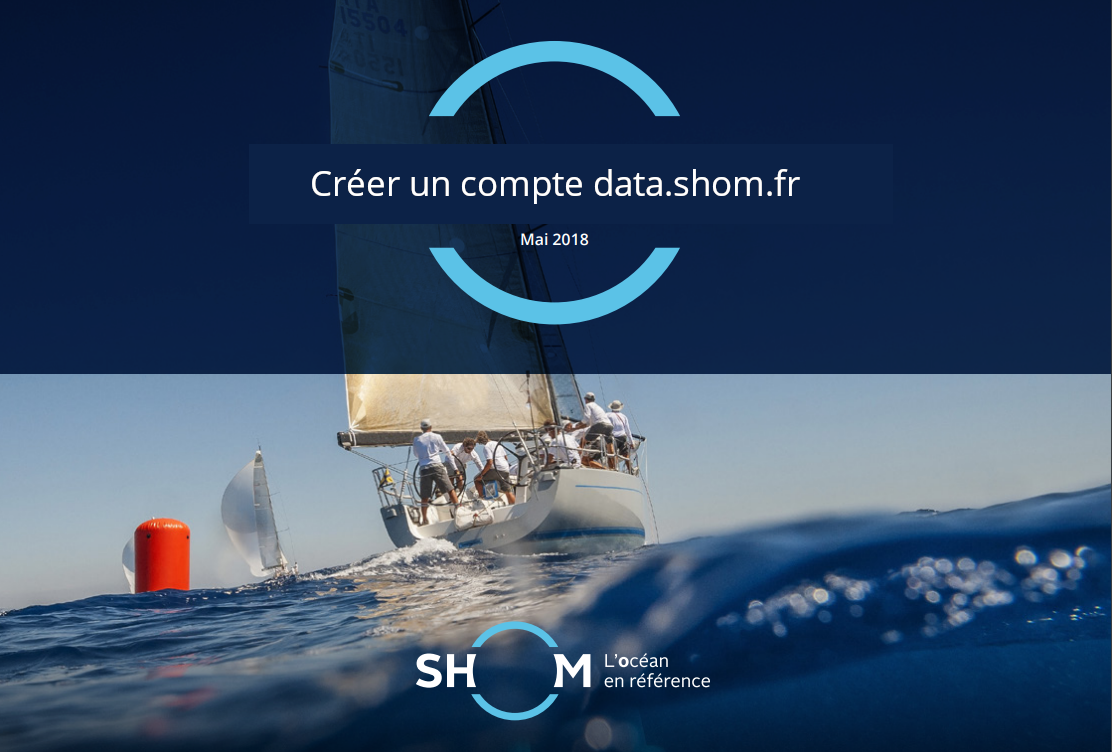 creer compte data.shom.fr